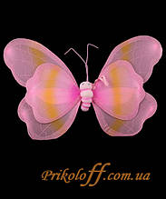 Крила метелика, рожеві 70 х 48 см