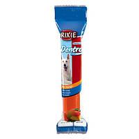 **Лакомство  ДЕНТРОС  для чистки зубов и освежения дыхания у собак со вкусом манго