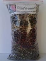 Витаминный чай с боярышником