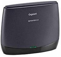 Ретрансляторы Gigaset Repeater 2.0 (black)