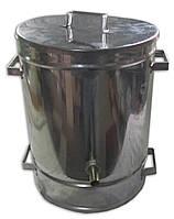 Topiarka parowa 12 litrów nierdzewna