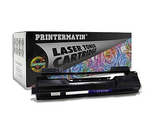 Картридж HP 33A (CF233A) PrinterMayin