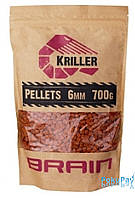 Пеллетс Brain Kriller (кальмар/специи) 10mm 700g