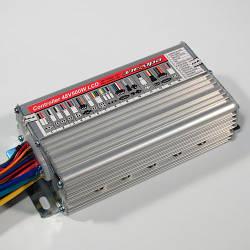 Контролер для електровелосипеда 48V 500W LCD