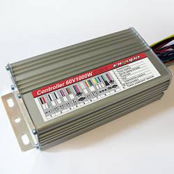 Контроллер для электровелосипеда 60V 1000W