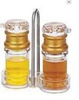 Набор емкость для масла и уксуса GOLD