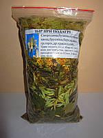 Травяной фитосбор от подагры