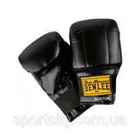 Снарядные перчатки BENLEE Boston (черный/красный) XL