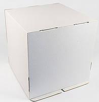 Коробка для торта усиленный картон 30Х40Х20 см