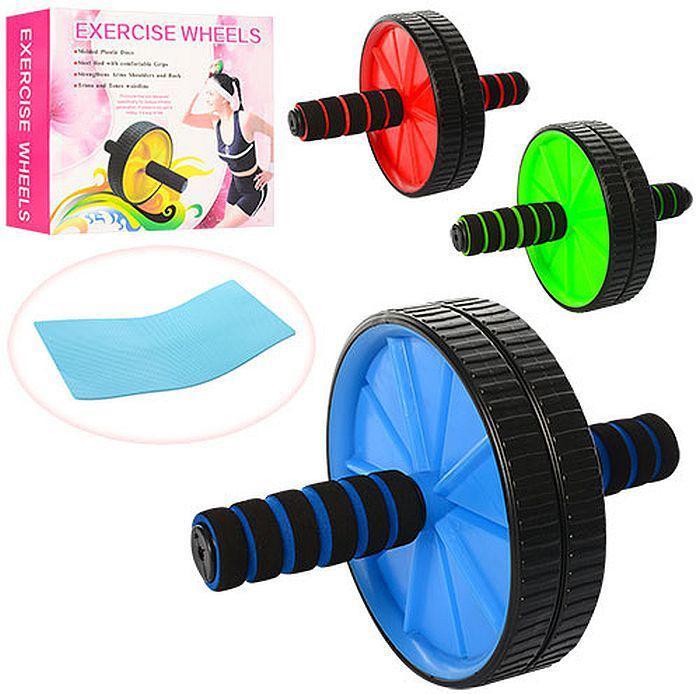 Колесо для мышц пресса Profi Ms 0871-1