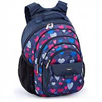 Рюкзак школьный ортопедический Dolly 514 синий