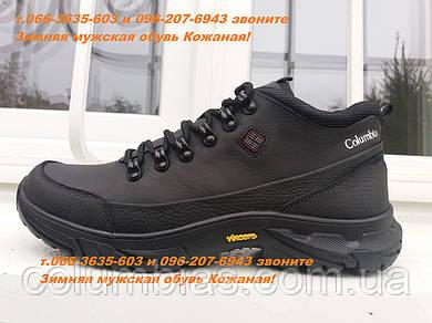 Зимние кроссовки Calumbia
