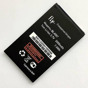 Батарея аккамулятор Fly BL 4007 , фото 2