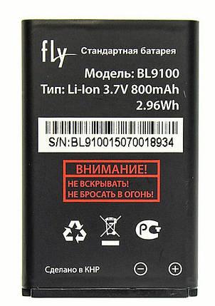 Аккумулятор Fly BL9100, фото 2
