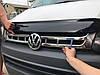 Volkswagen T5 2010-2015 Carmos Накладки на решетку (нерж) 2шт