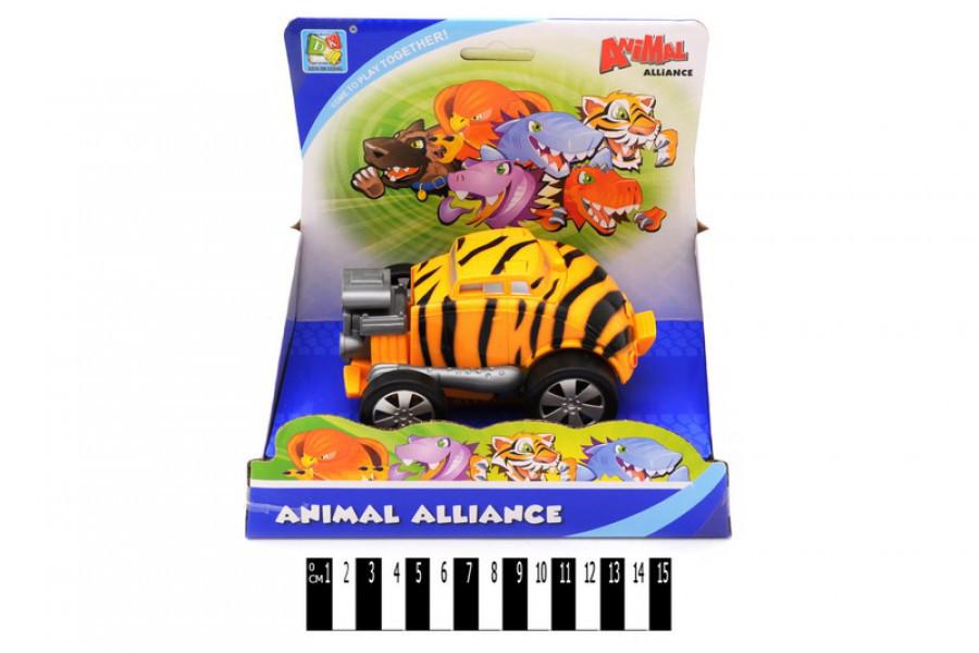Машина трансформер Animal Alliance KD- 8815