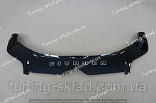 Дефлектор на капот Citroen C4 (2004–2008) (Ситроен C4)