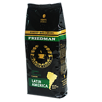 "Кофе Friedman ""Latin America"" 453гр; 1кг-310грн"