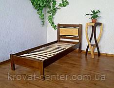 """Ліжко односпальне з дерева """"Магія Дерева"""" від виробника"""
