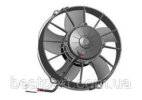 Вентилятор Spal 24V, вытяжной, VA02-BP70/LL-52A
