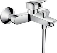 Змішувач для ванни Hansgrohe Logis 71400000 , хром