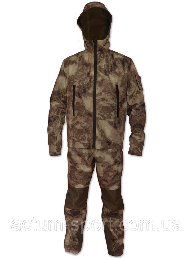 Костюм мужской демисезонный Carpe Diem Scout камуфляж 54