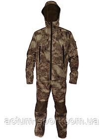 Костюм мужской демисезонный Carpe Diem Scout камуфляж