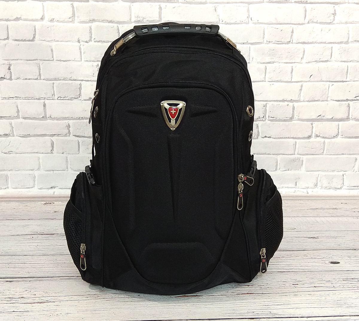 Рюкзак в стиле SwissGear Wenger черный