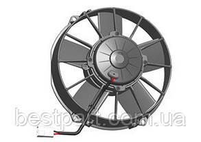 Вентилятор Spal 24V, толкающий, VA02-BP70/LL-40S