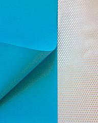 Картон цветной 170 г А2 42 х 60 см. голубой