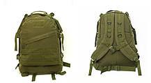 Большие тактические рюкзаки разных окрасов, фото 3