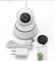 Wi-Fi IP-камера поворотна / Камера відеоспостереження / Android / IOS, фото 1