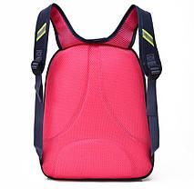 Стильный рюкзак в форме кофты бомбера с пеналом, фото 3