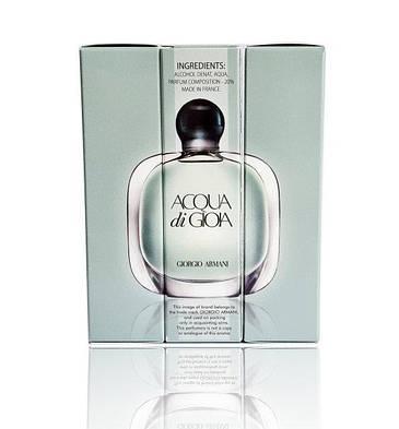 Giorgio Armani ACQUA di GIOIA eau de parfum тестер 40 мл, фото 2