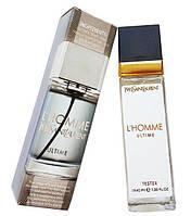 Yves Saint Lauren ULTIME l`homme eau de parfum тестер 40 мл