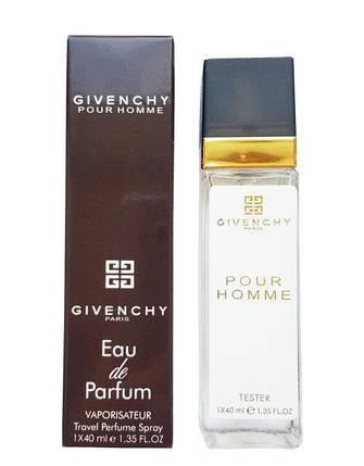 Givenchy pour homme eau de parfum - тестер 40 мл, фото 2