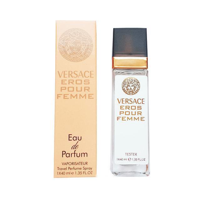 Versace eros pour femme eau de parfum 40 мл тестер