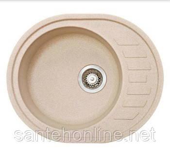 Кухонная мойка гранит SOFIA G6250