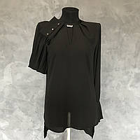 Стильная женская черная блуза от KOTON. Размер XS, S, M, L., фото 1