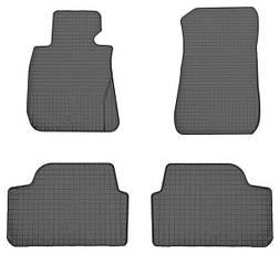 Резиновые коврики (4 шт, Stingray Premium) - BMW 1 серия 2004-2011 гг.