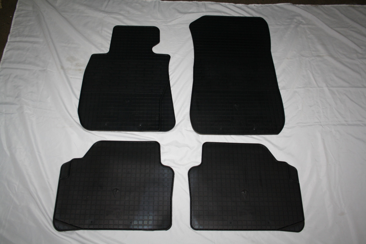 Резиновые коврики (4 шт, Stingray Premium) - BMW 3 серия E-90-93 2005-2011 гг.