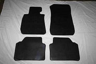 Гумові килимки (4 шт, Stingray Premium) - BMW 3 серія E-90-93 2005-2011 рр.