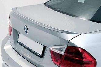 Спойлер Інче (під фарбування) - BMW 3 серія E-90-93 2005-2011 рр.