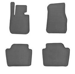 Гумові килимки (4 шт, Stingray Premium) - BMW 3 серія F-30 2012+ рр.