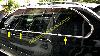 Хром накладки на штатные молдинги стекл - BMW X5 E-53 1999-2006 гг., фото 2
