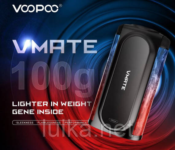 Обзор на Voodoo VMATE 200W