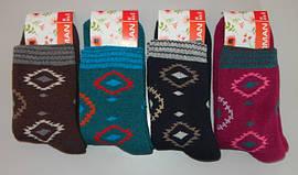 Носки женские махровые 1 пару  Клевер 38-40 раз