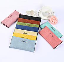 Стильний жіночий гаманець Love to you, фото 2