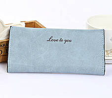 Стильный женский кошелек Love to you, фото 3