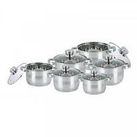Набор посуды Bohmann BH 0717 12 предметов